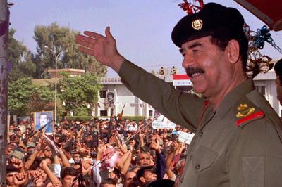 サダム・フセイン元イラク大統領 死刑執行