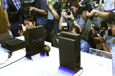 PlayStation 2 発売