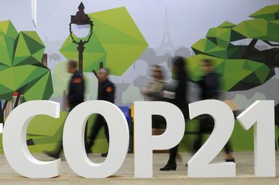 COP21 パリ協定成立