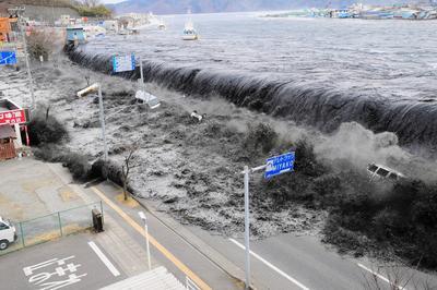 東日本大震災 3.11