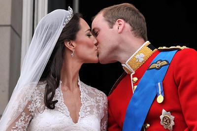 ウィリアム英王子とキャサリン妃御結婚