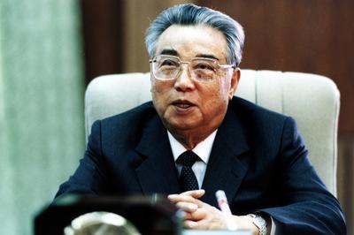 北朝鮮 金日成国家主席 死去