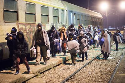 欧州難民危機