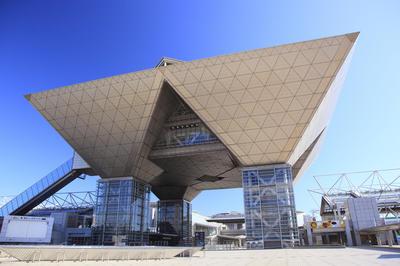 東京ビッグサイト(IBC/MPC)