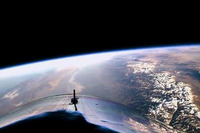 ヴァージンが有人宇宙飛行に成功
