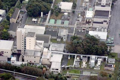 東海村JCO臨界事故