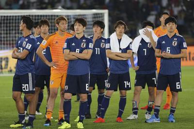 日本代表 最新写真