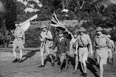 シンガポールの戦い(1942年2月)