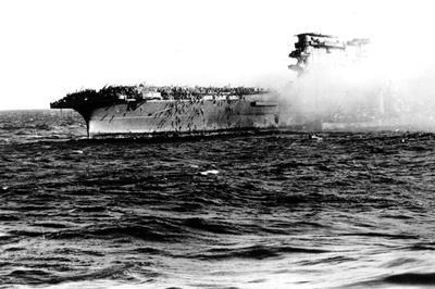 珊瑚海海戦(1942年5月)