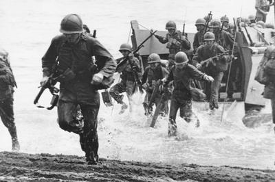 ガダルカナル島の戦い(1943年2月)