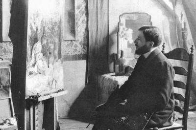 ピエト・モンドリアンが死去(1944年2月)