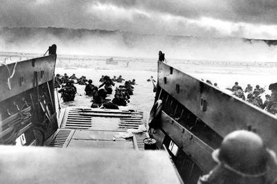 ノルマンディー上陸作戦(1944年6月)