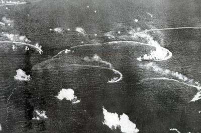 マリアナ沖海戦(1944年6月)