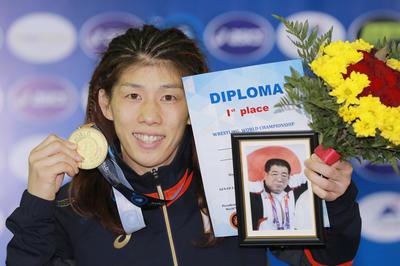 2014年 世界選手権 12連覇