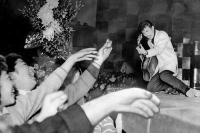 ロカビリー旋風(1950年代)