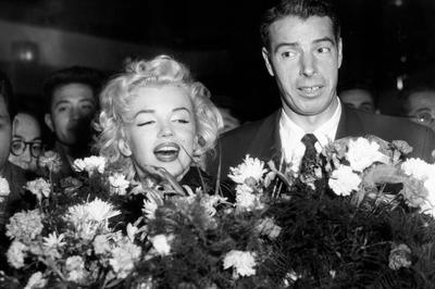マリリン・モンローが来日(1954年2月)