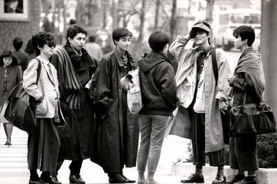 DCブランド流行(1980年代)