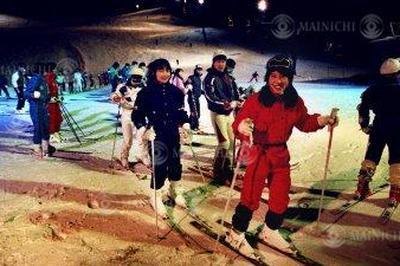 スキーブーム(1980年代)
