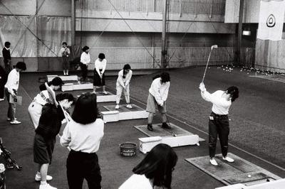 ゴルフブーム(1980年代)