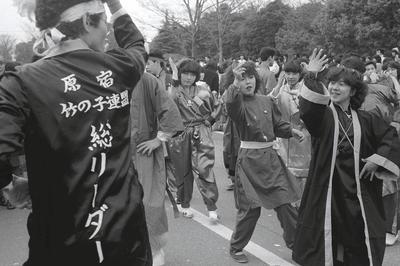竹の子族(1980年)