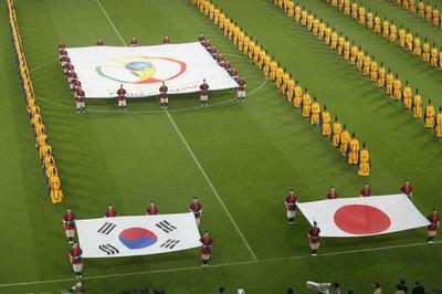 日韓ワールドカップ開催(2002年)