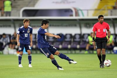日本代表 ゴールシーン