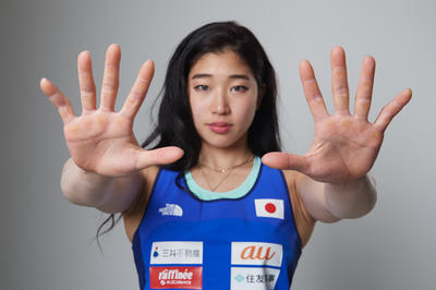 日本代表 特撮(女子)