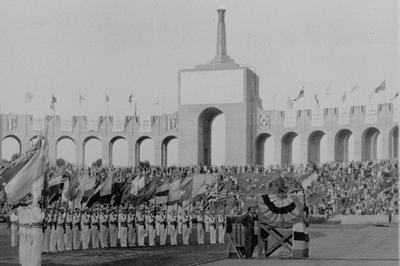 1932年 ロサンゼルス五輪