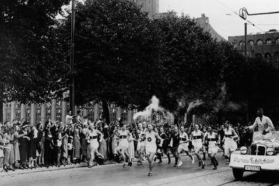 1936年ベルリン五輪