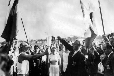 1952年 ヘルシンキ五輪