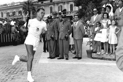 1960年 ローマ五輪