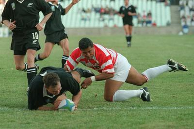 第3回 1995年 南アフリカ大会