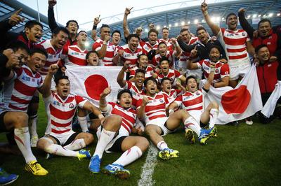 Pick Up 2015年 日本代表が南アフリカ代表に勝利
