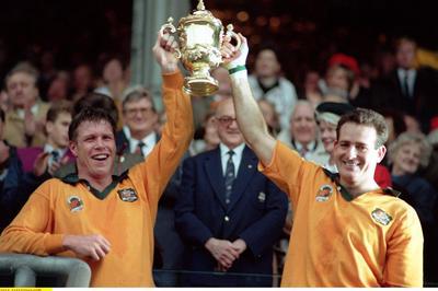 第2回 1991年 イングランド大会