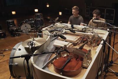 【話題】ピアノを20の楽器を奏でる様に改造