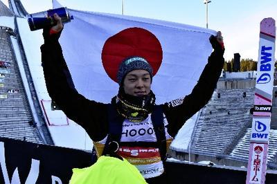 日本人初のW杯総合優勝