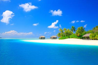 夏の海・ビーチ
