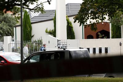 3月15日 NZのモスクで銃乱射事件 50人が死亡