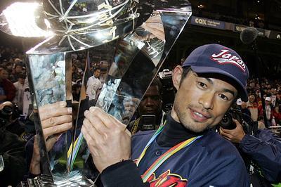 WBC日本代表として連覇に貢献