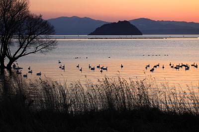 琵琶湖(滋賀県)