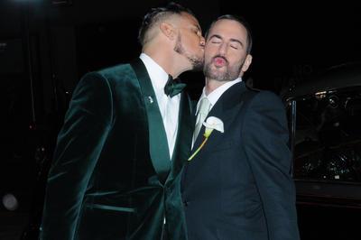 マーク・ジェイコブスが同性恋人と結婚