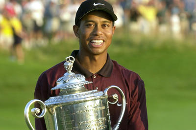 2000年 全米プロゴルフ選手権