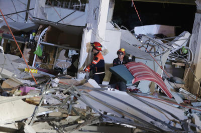 フィリピンで地震が発生