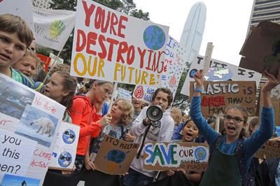 気候変動問題の深刻化