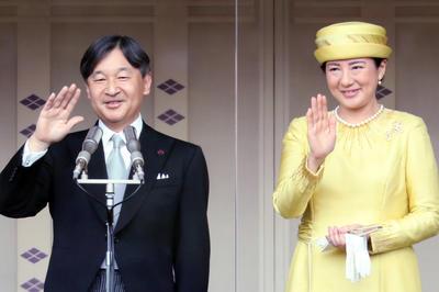 5月4日 新天皇即位を祝う一般参賀 皇居に14万人が集まる