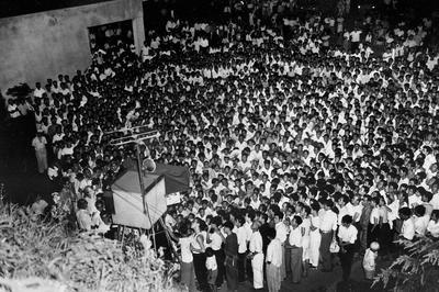街頭テレビ(1950年代)