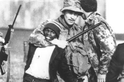 南アフリカ人種隔離政策(1960年代)