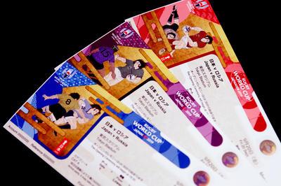 チケットデザインを発表