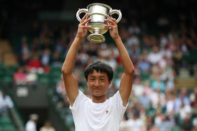 7月14日 テニス・望月慎太郎がウィンブルドン・ジュニア初優勝