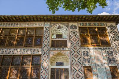 シャキの歴史地区とハーンの宮殿(アゼルバイジャン)